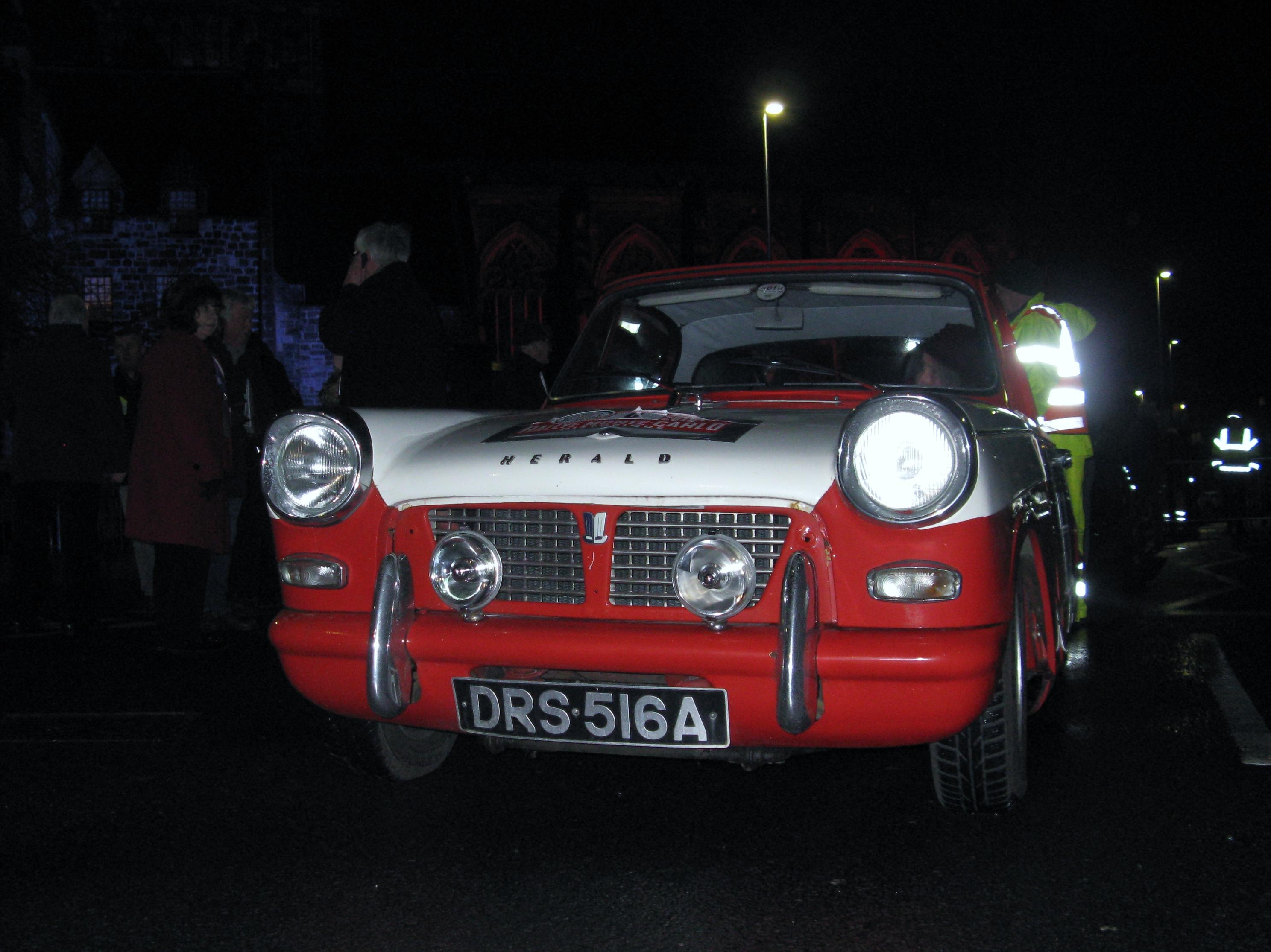 Douglas Anderson's Herald Coupe - Car 0
