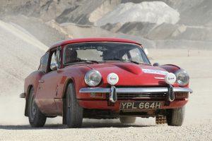 Rally Triumph GT6